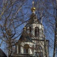 Покрова Богородицы в Леоново :: Яков Реймер