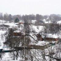 Заснеженный Можайск :: Юрий Шувалов