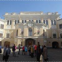 Здание Государственной академической капеллы :: Вера