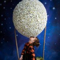 на большом воздушном шаре) :: валентина чекалина