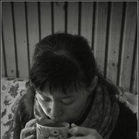 Кружечка чая :: Алексей Хвастунов