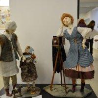 На выставке кукол :: Александр Сапунов