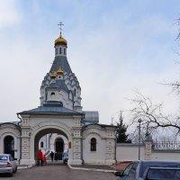 Храм Михаила Архангела :: Екатерина Торганская