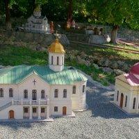 Инкерманский Свято-Климентовский пещерный мужской монастырь :: Вера Щукина