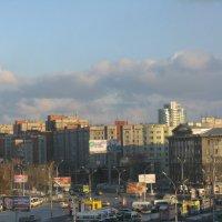 Вокзальная магистраль :: Марина Таврова