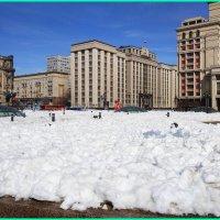 Последний снег апреля :: Николай Дони