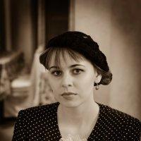 50-е годы :: Ирина Руднева