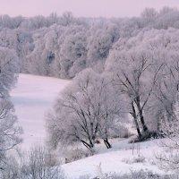 Мороз на реке :: Александр Бойченко