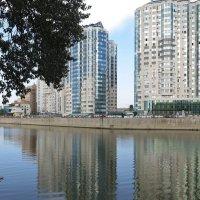 Новостройки. Краснодар стоит на реке Кубань :: Татьяна Смоляниченко