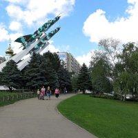 Прогулка по Краснодару :: Татьяна Смоляниченко