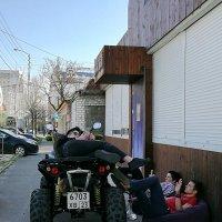 весна зовет на улицу :: Нина Сигаева