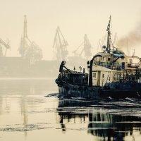 В порту. :: Юрий