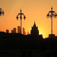 Вечерняя Москва :: ninell nikitina