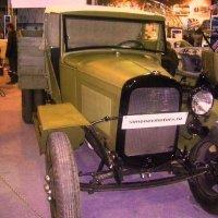 Старый грузовик :: Дмитрий Никитин