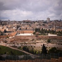 У стен Иерусалима :: Елена Третьякова