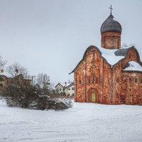Церковь Петра и Павла в Кожевниках :: Константин