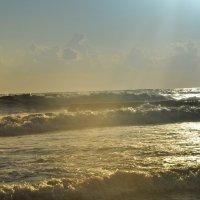 волны в лучах :: Наталья Ariadafhotostory
