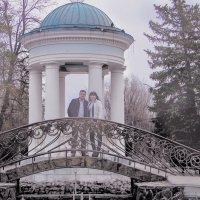 На мостике :: Аркадий Баринов