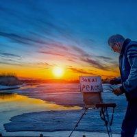 Художник-моменталист. :: Ринат Валиев
