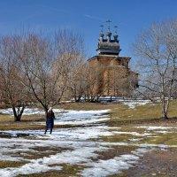 Весенние пейзажи Коломенского :: Леонид Иванчук