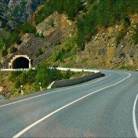 Дорога в горах :: Надежда