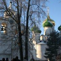 суздальский кремль :: Димончик