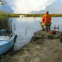 На рыбалке :: Nikolai Martens