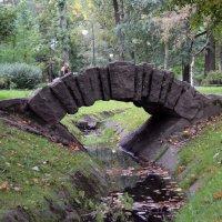 мостик в парке :: Александр ***