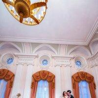 Свадьба в Петровском Путевом Дворце :: Сергей Митрофанов