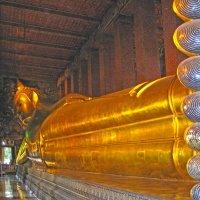 Лежащий (спящий) Будда. :: ИРЭН@ Комарова