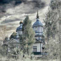 Церковь Рождества Богородицы :: Андрий Майковский