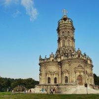 Церковь Знамения Пресвятой Богородицы .Дубровицы. :: Анастасия Смирнова