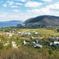 Вид на село Ширяево с Поповой горы :: Наталья Ильина