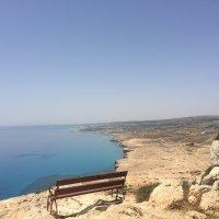 Кипр и открытый горизонт :: Екатерина
