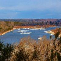 Весеннее пробуждение реки :: Анатолий Иргл