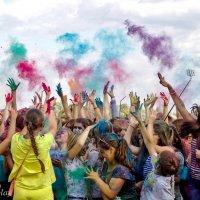 Фестиваль красок :: Николай Жижин