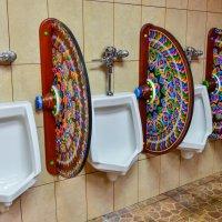 почему туалеты должны быть не красивыми ? :: Георгий
