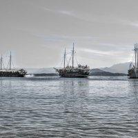 3 boats :: Arman S