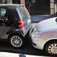 Парковка на Монмартре :: alteragen Абанин Г.