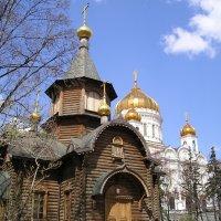 храм Христа Спасителя :: Димончик