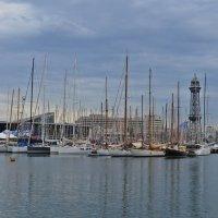 В порту Барселоны :: Татьяна Ларионова
