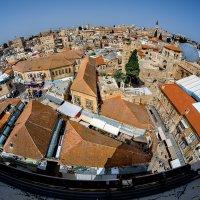 Крыши Иерусалима :: Nadin