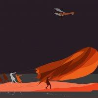 ловцы ветра 1 :: Николай Семёнов