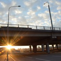 Свет из под моста :: Наталия П