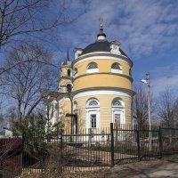 Церковь Покрова Пресвятой Богородицы. :: Анатолий. Chesnavik.