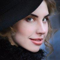 в шляпе :: Alina