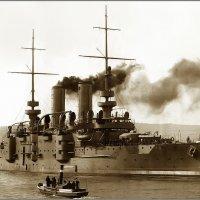 "Austro-Hungarian  battleship ""SMS Babenberg"". :: Александр"
