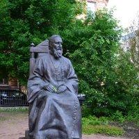 Памятник Иоанну Кронштадтскому :: Ольга