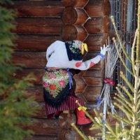фигура вторая.....нападение на ресторан.... :: Наталья Меркулова