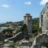 Башня с часами 1752 года :: Наталья Т